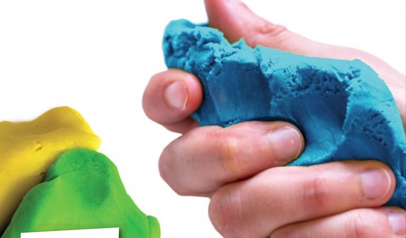 Squishy Play-Doh