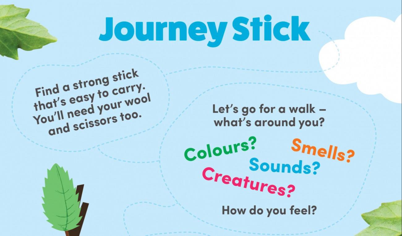 Journey Stick